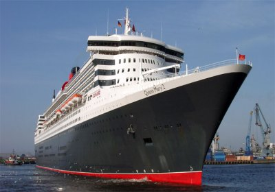 statek Queen Mary 2