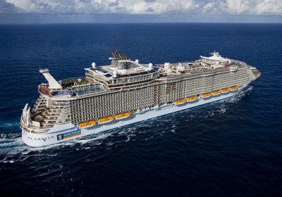 statek Allure of the Seas
