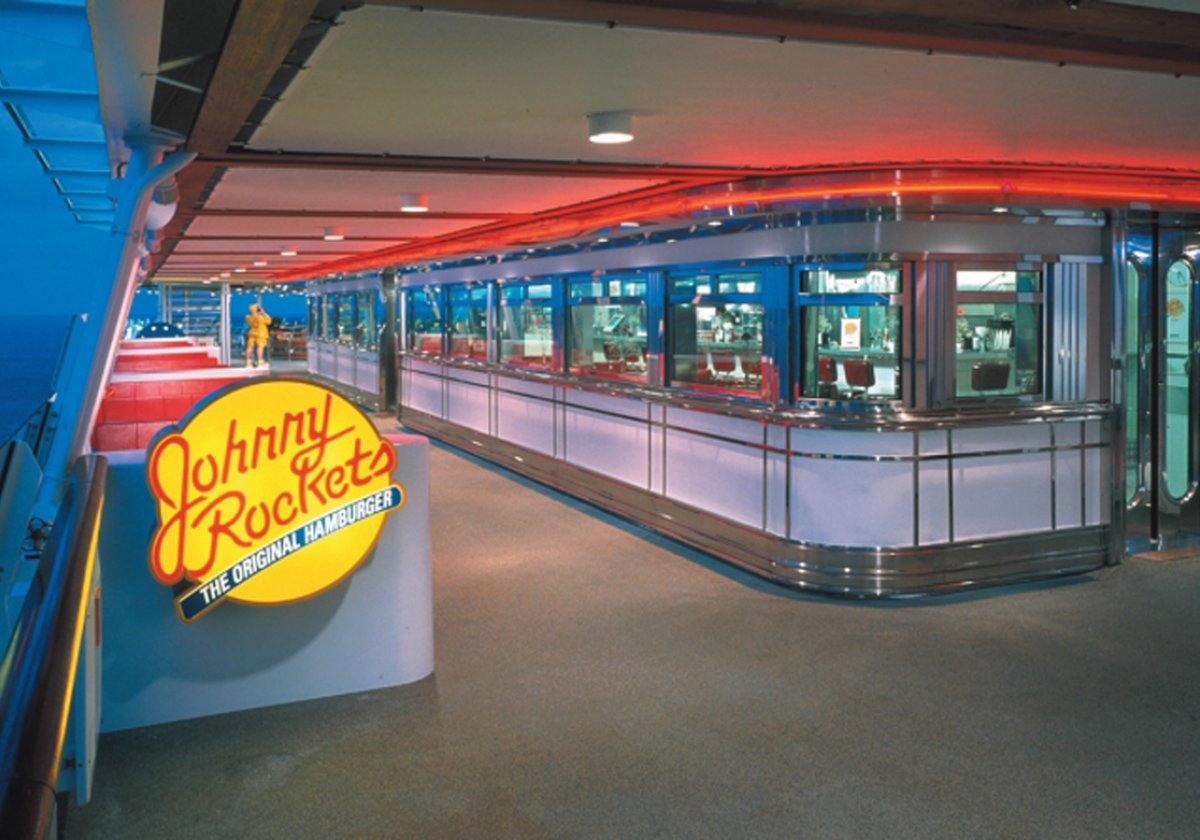 Restauracja Johnny Rockets