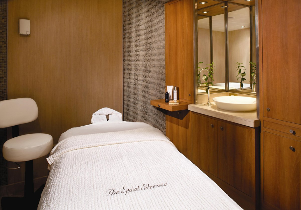 treatment room The Spa