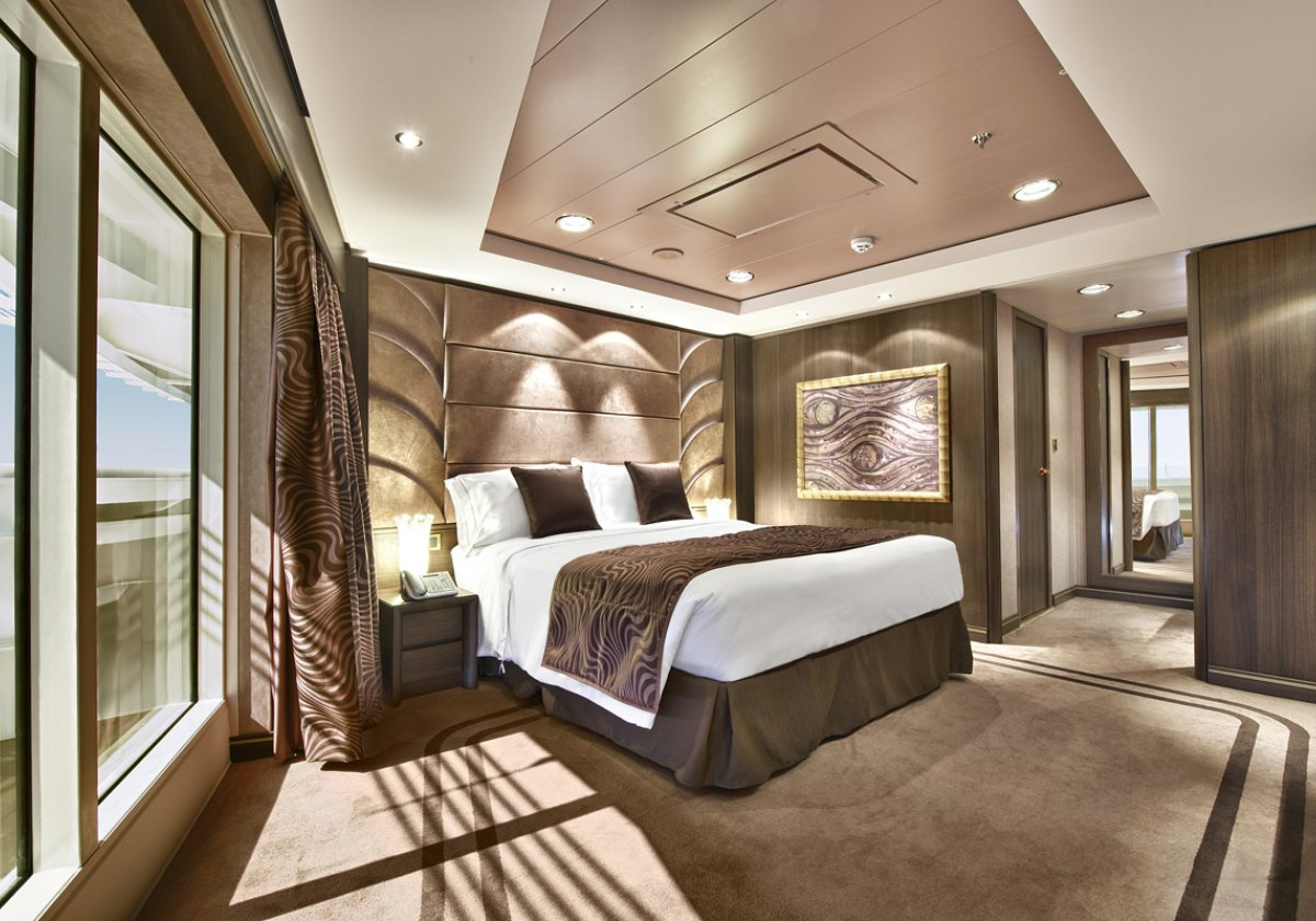 MSC Yacht Club Executive & Family Suite