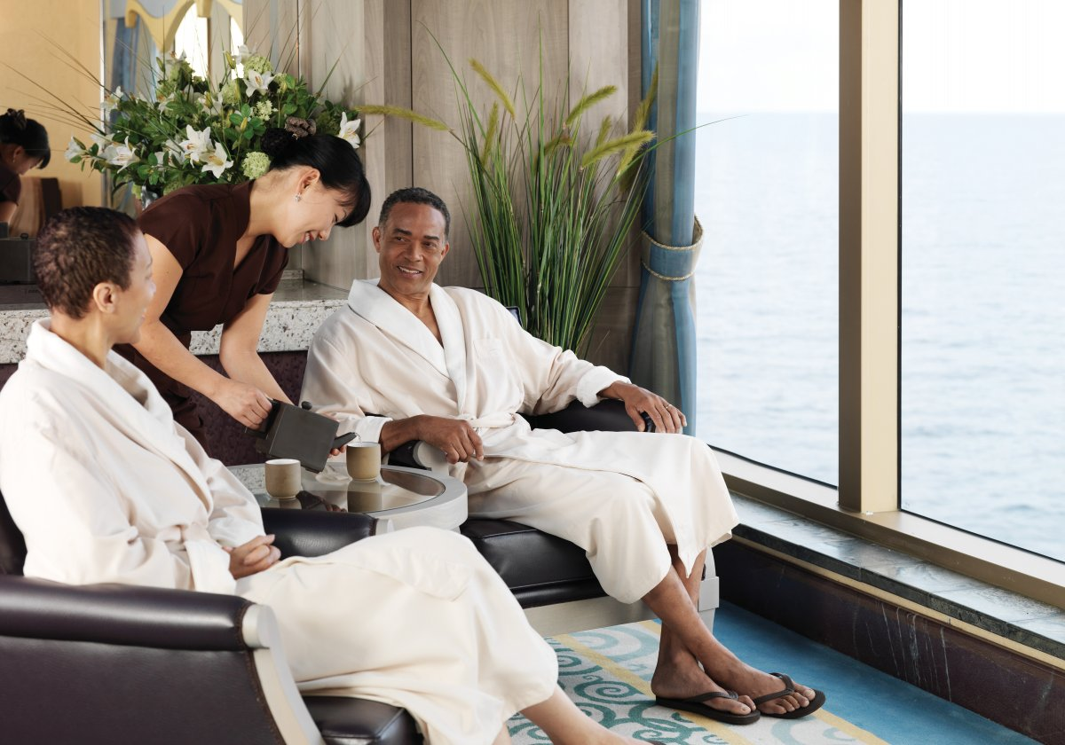 Cunard Royal Spa