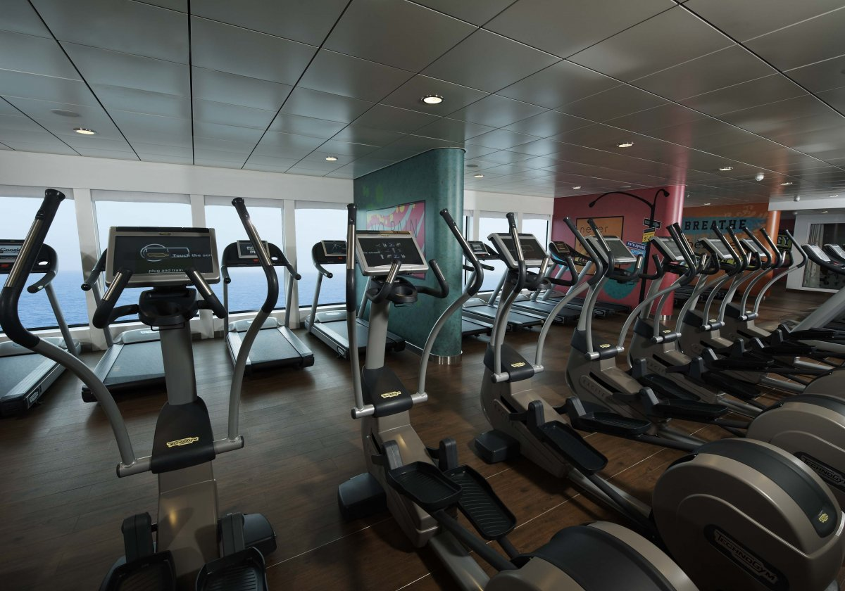 Pulsce Fitness Center