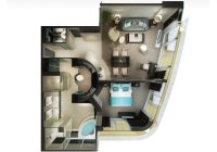 The Haven Deluxe Owner's Suite