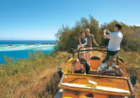 Jeep Safari Bora Bora